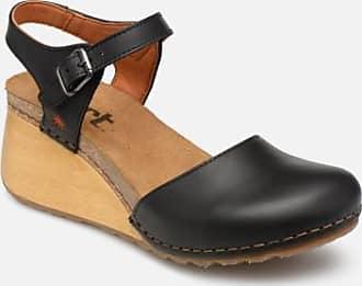 Art CRETA 1251A Schwarz Schuhe Sandalen Sandaletten Damen 105