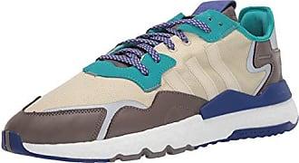 adidas Originals Herren Nite Jogger, St Desert Sand/St Desert Sand/Simple Brown, 39.5 EU