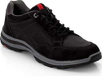 Lloyd Mens EFRAT Sneaker, Black Asphalt, 10.5 UK