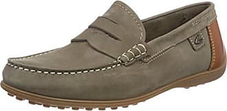 Nut Yacht EU 12 Taupe Gris 5 44 Camel Mocassins Active Homme Loafers x8a51qxP6w