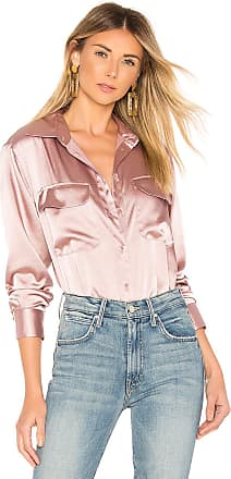 Equipment New Signature Blouse in Pink