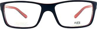 HB Óculos de Grau Hb Polytech 93024/56 Azul/vermelho