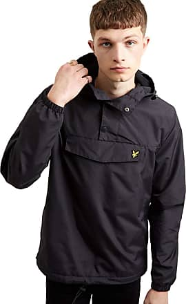 Lyle & Scott Lyle and Scott Mens Overhead Jacket - L - Check Out Our New Added Products! True Black
