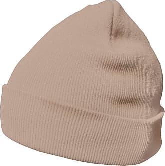 DonDon winter hat beanie warm classical design modern and soft beige