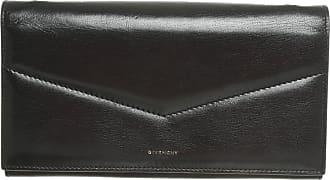 Givenchy gebraucht - Givenchy-Wallet on Chain aus Leder in Schwarz - Damen - Leder