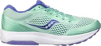 Saucony Womens Clarion Training Shoes, Blue (Aqua/Violet 035), 7 UK