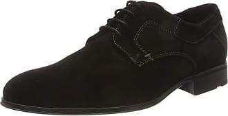 Lloyd Mens LARO Uniform Dress Shoe, Black, 10.5 UK