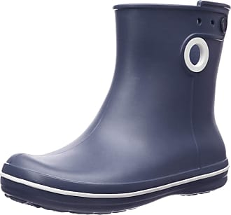 Crocs Womens Jaunt Shorty Boot, Blue (Navy), 4 UK 36/37 EU