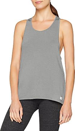 sloggi Womens Move Flow Tank Top Base Layers,Multicolour (Grey Combination M013),L