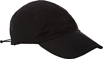 Beechfield Fruit of the Loom Black Tactel Performance Cap 16 (Manufacturer Size:X-Large)