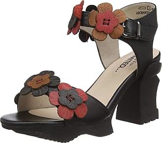 Laura Vita Arcmanceo 03 Womens Fashion Sandals, schuhgröße_1:42, Farbe:Black