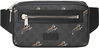 Gucci Soft GG Supreme tigers belt bag