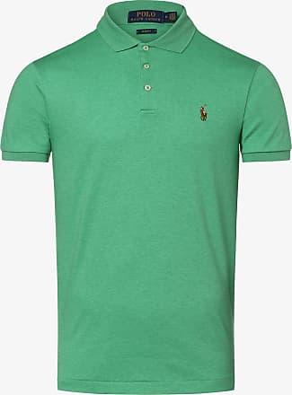 Polo Ralph Lauren Herren Poloshirt - Slim Fit grün