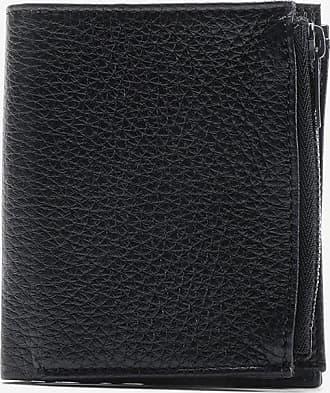 Maison Margiela Leather Zip Wallet