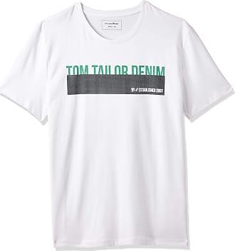 Tom Tailor Denim Mens Streifen T-Shirt