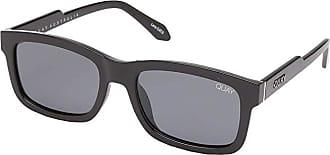 Quay Eyeware QUAYxBenefit Beatnik (Black/Smoke) Fashion Sunglasses