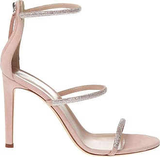 Giuseppe Zanotti Kanda Stiletto Sandals Womens Pink