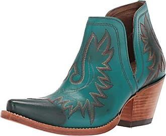 9cf591554 Ariat Womens Womens Dixon Western Boot, Agate Green, 8 B US