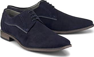 Bugatti Business Schuhe Herren Leder Halbschuhe Schnürschuhe