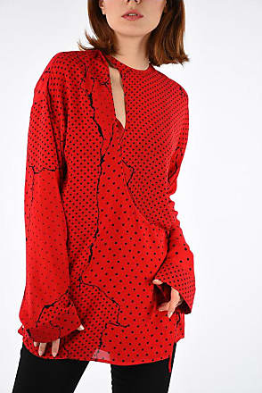 Haider Ackermann Bluse with Dots size 40