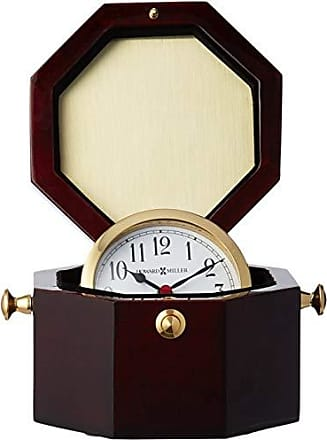 Howard Miller 645-187 Chronometer Weather & Maritime Table Clock