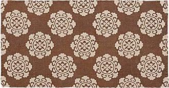 VHC Brands 27375 Ceylon Rug, 23 x 4, Sienna