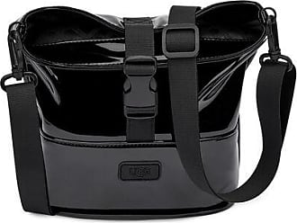 UGG Womens Emalyn Bucket Patent Bag in Black