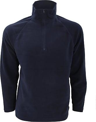 Result Mens Core Micron Anti-Pill Fleece Top (2XL) (Navy Blue)