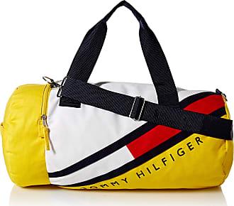 87e668e671 Tommy Hilfiger Adults Duffle Bag Sporty Tino Lemon-print One size