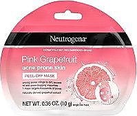 Neutrogena Pink Grapefruit Peel-Off Mask