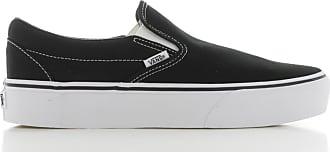 Vans Classic Slip-On Platform Zwart Dames