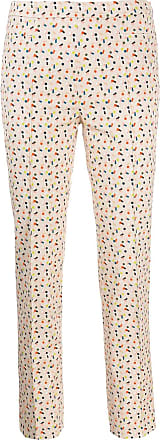 Akris patterned trousers - Neutrals