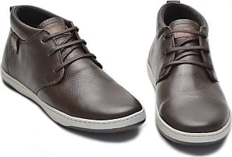 Di Lopes Shoes Sapatênis Loob 100% Couro, (38, Preto)