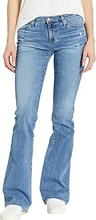 AG - Adriano Goldschmied Womens Angel Bootcut, 17 Years Ceaseless Destructed, 28