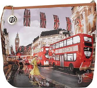 Y Not YNOT Bucket Bag YES-349F0 TAN-LONDON 34 * 14 * 31 cm