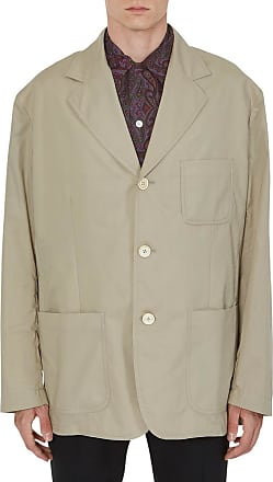 Our Legacy Our legacy Club jacket OLIVE VOILE S