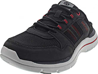 Dockers by Gerli Mens 46BN002-607100 Sneaker, Black, 9.5 UK