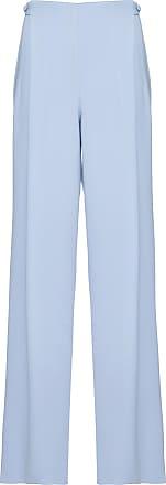 Giorgio Armani Calça Pantalona Azul - Mulher - 42 IT