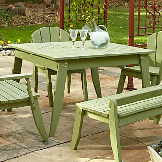UWharrie Chair Outdoor Uwharrie Plaza 48-in. Square Patio Dining Table - P092-024P