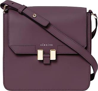 Maison Héroïne Handtasche Damen, Tilda Tablet Mini, Berry