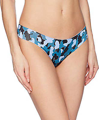 2 x ist Womens Laser Cut Thong 3 Pack Thong Panties