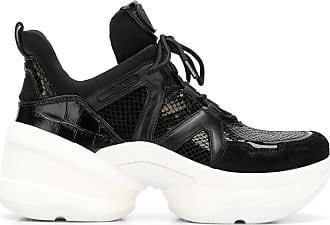 Michael Michael Kors platform sneakers - Preto