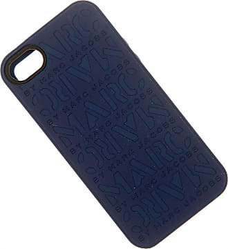 Marc Jacobs iPhone 5 - 5S, Iphone 5 Case, Blue, Rubber, 2017, One size