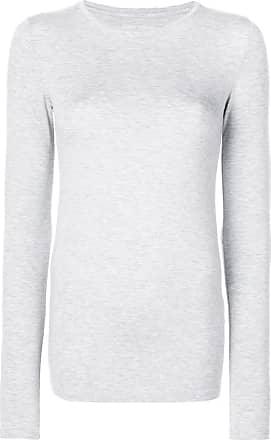 Majestic Filatures Suéter de tricô - Cinza