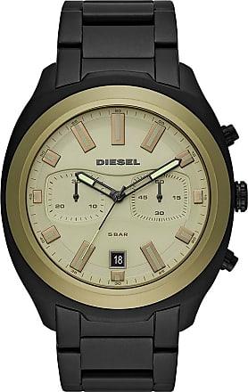 Diesel Relógio Tumbler Grafite - Homem - Cinza - Único IT
