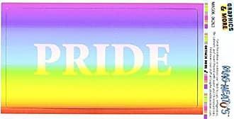Graphics & More Rainbow Spectrum Pride Gay Lesbian Mag-Neatos Automotive Car Refrigerator Locker Vinyl Magnet