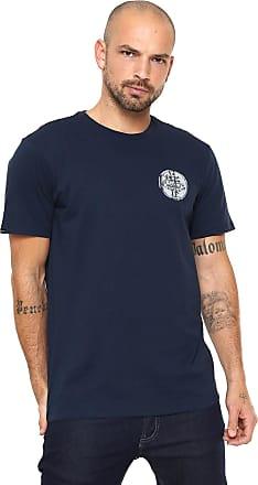 Rusty Camiseta Rusty Moon Azul-marinho