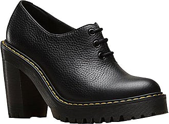 e899777b7465fa Versandkosten. Dr. Martens Dr.Martens Womens Salome II 3-Eyelet Black  Leather Shoes 37