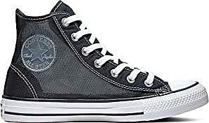 Converse All Star Hi Glam W shoes silver