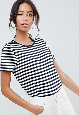 Asos Tall ASOS DESIGN Tall t-shirt with crew neck in stripe-Multi